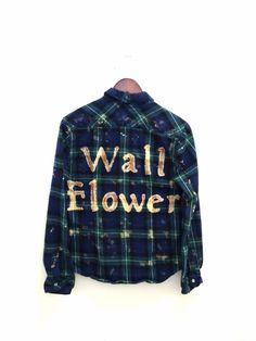 Wallflower Plaid Shirt