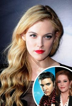 {*Elvis & Priscilla,s Oldest Grandaughter Riley Keough, One ov Lisa's Beautiful daughters, she has 3 girls altogether now,set ov twins as well Finley & Harper & a Son also Ben*}