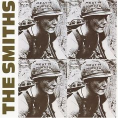 Meat is Murder: One of the Smiths' Best albums. Many will remember The Smiths excellent album, Meat is Murder, released in 1985 and featuring the above iconic photograph on its front cover, y… Pop Rock, Playlists, Lp Vinyl, Vinyl Records, Vinyl Music, Music Lyrics, Will Smith, How Soon Is Now, Murder