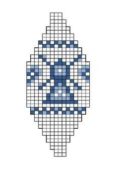 windmill cross stitch patterns | Via Hanneke Verstraate