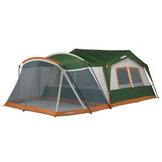 Gander Mountain Vacation Lodge Family-Size Tent Large - Gander Mountain really for 1 and 2 dogs Camping Life, Camping And Hiking, Tent Camping, Outdoor Camping, Outdoor Gear, Camping Ideas, Camping Supplies, Camping Hacks, Camping Stuff