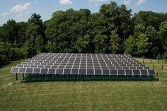 Solar garden: Model T of renewable energy?