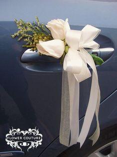 Resultado de imagen de couture wedding transport decor