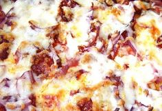 Pita Pizzas, Calzone, Hawaiian Pizza, Grilling, Food And Drink, Cheese, Recipes, Foods, Cooking