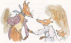 « Fantastique Maître Renard » de Roald Dahl – MAITRONAUTE