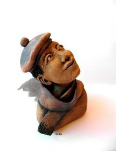 Paris Ceramic Art, Teddy Bear, Ceramics, Album, Paris, Toys, Animals, Ceramica, Activity Toys