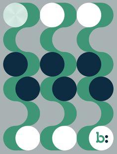 a Bazaarvoice brand launch poster design