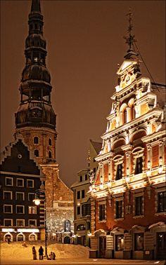 LATVIA! My country, my wonderland! ♥ #Latvia #Riga #Christmas