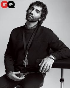 Ricardo Tisci - GQs Designer of the Year 2012