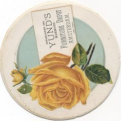 Victorian Trade Cards Collection