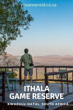How to fall in love with Ithala Game Reserve, KwaZulu-Natal #SouthAfrica #travel #safari