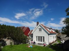 Summerhouse near Kristiansand, Norway - rebuilt 2014