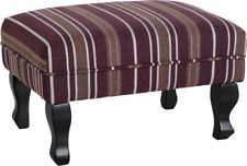 Large Footstool Ottoman Rest Bench Pouffe Padded Cushioned Seat