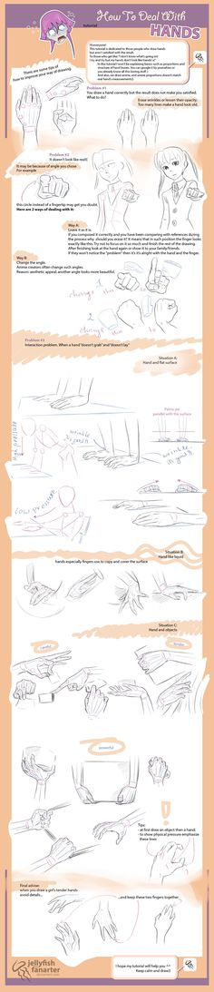 How-to-deal-with-hands by jellyfishthefanarter on deviantART