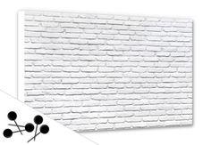 Prikbord Wit Baksteen