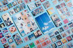 Ihr könnt Eure Instagram-Bilder auch in einem Rahmen an die Wand hängen.