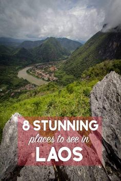 Visit TopTravelLists.com  8 of the most stunning places to see in Laos! | #travel #traveltips #laos