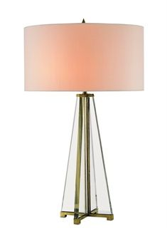Lamont Table Lamp - I saw this in person and it is really nice. Would add a purple silk shade. I am ordering for my own bedroom, so we can try mine first if you like