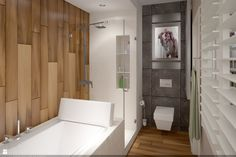 Projekt łazienki w apartamencie Concept House Mokotów - zdjęcie od Projekt Dwa Kwadrat - Łazienka - Styl Nowoczesny - Projekt Dwa Kwadrat