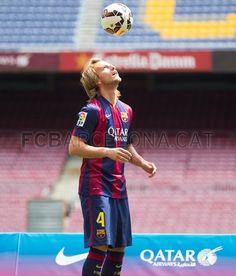 Ivan Rakitic #Rakitic #FCBarcelona #FCBenvingut #Football #4