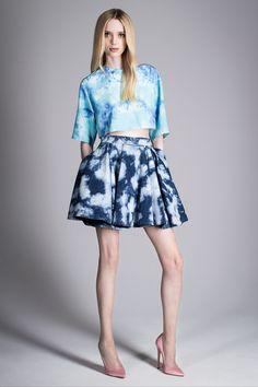 Fausto Puglisi, pre-spring/summer 2015 fashion collection
