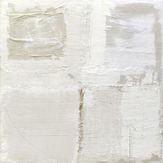 painterly white