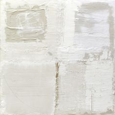 painterly white