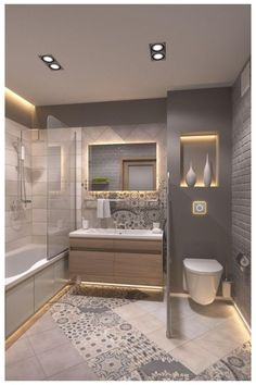 Bathroom Design Small, Bathroom Layout, Bathroom Interior Design, Small Bathrooms, Bathroom Designs, Bathroom Storage, Bath Design, Tile Design, Bathroom Organization
