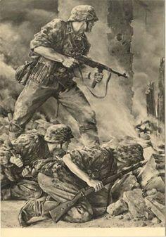 """German WW2 """"Waffen SS"""""""
