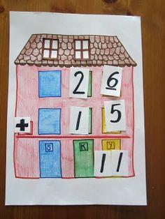 Special Needs Teaching, Waldorf Math, I Love Math, Math Crafts, Math Sheets, Math Work, Math Strategies, Star Quilt Patterns, Teaching Math
