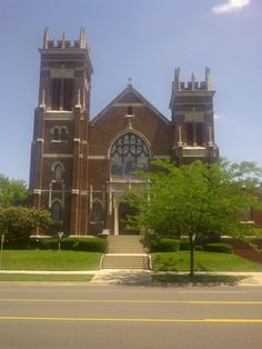 St. Paul's Lutheran Church in Saginaw.