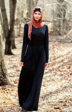 7e5a819cb Abayas, Long Sleeve Dresses, Maxi Cardigans, & Hijab for Modest Woman