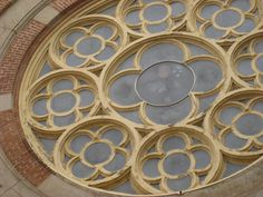 Church window, Downtown Detroit