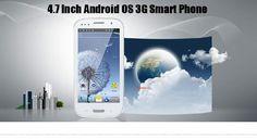 Smartphone i9309 4.7 Android 4.1 1.2 GHz TV Wi-Fi GPS   Suporta sistema operacional Android 4,1   Suporta Wi-Fi, FM, Bluetooth, JAVA   Built-in chip GPS e suporta GPS / A-GPS   Suporta 3G e G-sensor   Tira fotos livremente com a câmera frontal e traseira   Você pode navegar na Internet com a função Wi-Fi convenientemente   suporta um cartão de TF externa de até 32GB     http://todaoferta.uol.com.br/comprar/smartphone-i9309-47-android-41-12-ghz-tv-wifi-gps-WSRNKHEQUD