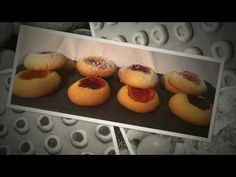Biscotti con la marmellata