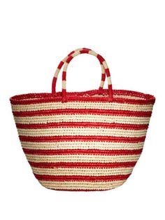 roja stripe bag