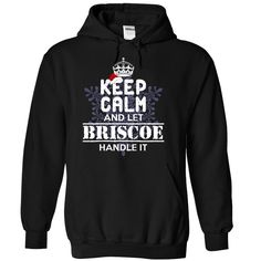 Visit site to get more t shirt printing, t shirts for printing, t shirt printing, custom printed shirts, screen print shirts. Keep Calm and let BRISCOE Handle it!Get it today for Huge Savings! Be Proud of your name, and show it off to the world! Get this Limited Edition T-shirt today.