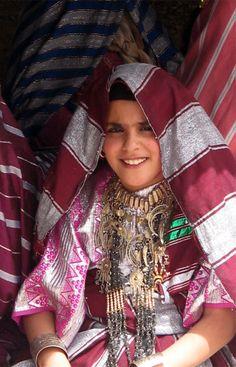 Africa   Libyan girl. Nalut Spring Festival.   ©khadijateri, via flickr