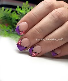 French, Nails, Beauty, Art, Finger Nails, Art Background, French People, Ongles, Kunst