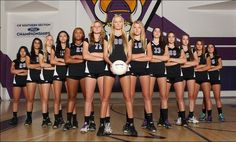 Volleyball Girls : Photo More