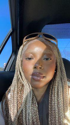 Black Girl Braided Hairstyles, Black Girl Braids, Girls Braids, Black Women Hairstyles, Natural Braided Hairstyles, Braided Hairstyles For Wedding, Braided Hairstyles Tutorials, Baddie Hairstyles, Cute Hairstyles