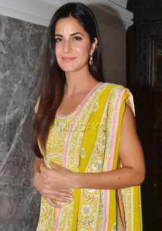 Katrina Kaif at 'WeUnite' conference in Mumbai. #Bollywood #Fashion #Style #Beauty #Hot #Sexy