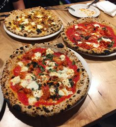 Apparently one of the best Neapolitan Pizzas in Toronto #pizza #food #foodporn #yummy #love #dinner #salsa #recipe
