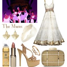 """""""Hercules: The Muses"""" by cristianoronaldostar on Polyvore"""
