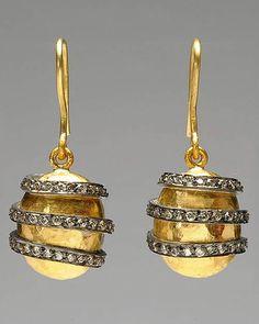 Yossi Harari - Gold & spiral diamonds.