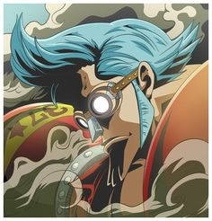 Franky is fricking awesome