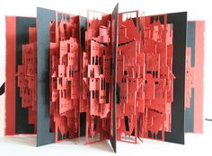 Paper Art - 100 Extraordinary Examples of Paper Art | Webdesigner Depot