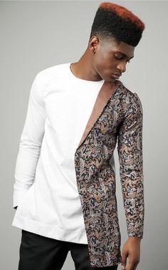 Kojo Boadi Ghana African Shirts For Men, African Attire For Men, African Clothing For Men, African Wear, Latest African Men Fashion, Nigerian Men Fashion, New Fashion, Ankara Styles For Men, Native Wears