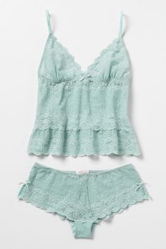 Swept Asea Cami // Anthropologie