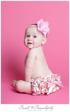6 month baby photography studio - Google Search